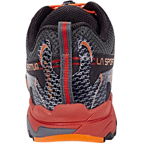 La Sportiva Falkon Low Zapatillas Jóvenes, carbon/flame
